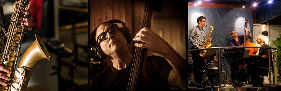 Gilbert Joanis et ses musiciens